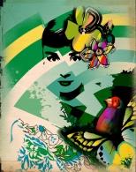 Audrey Hepburn illustration