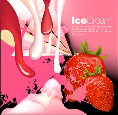 Vector Ice Cream