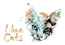 Cat Illustration