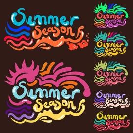 summer season