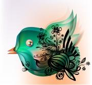 Vector Bird