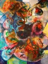 Oil Color, 1996