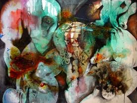 Oil Color, 1995